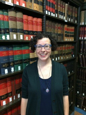 National Library Week – featuring Laura Dixon-Caldwell