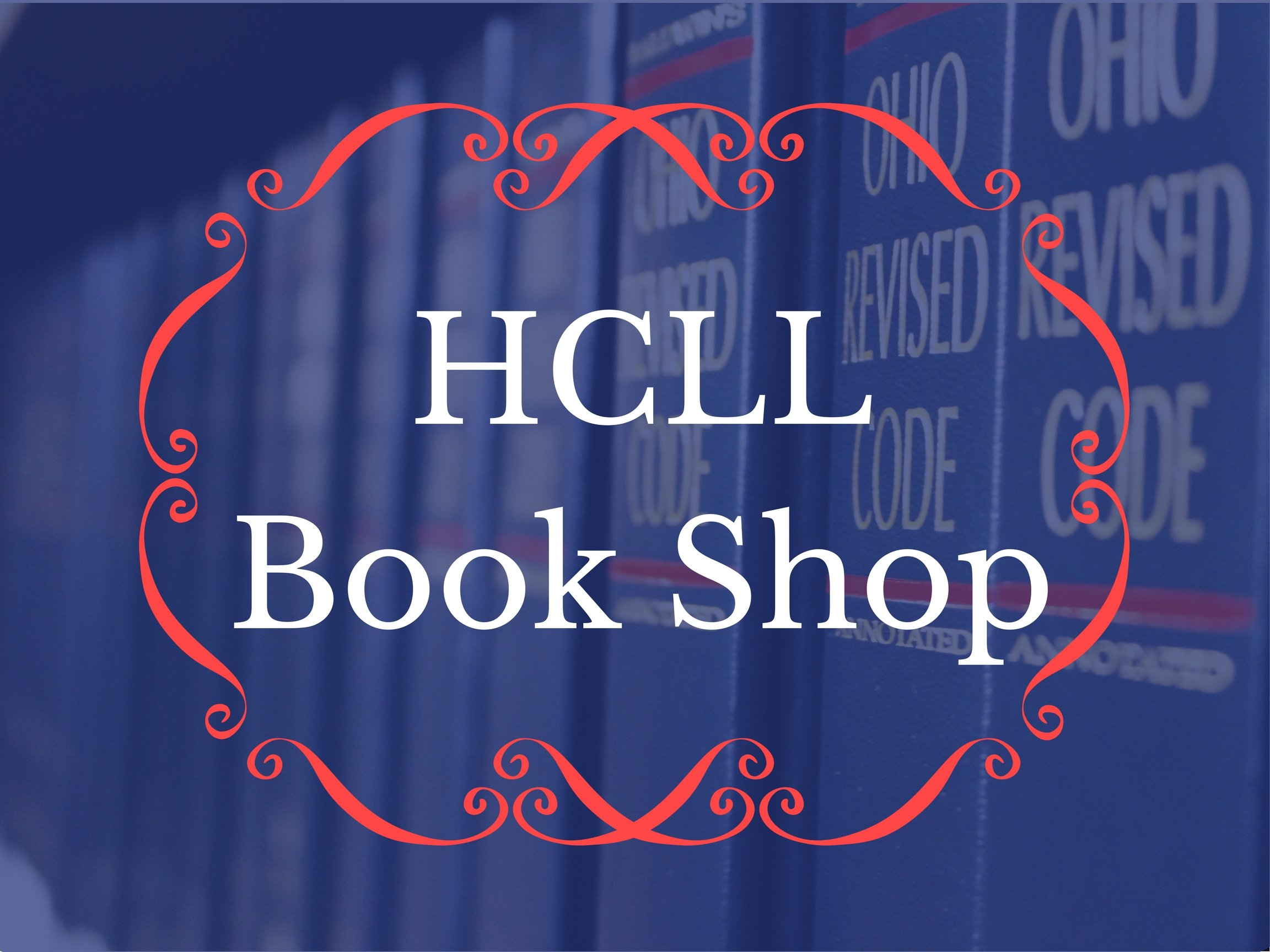 Coming Soon – The HCLL Book Shop!