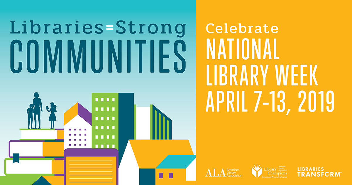 Celebrating National Library Week as a Special Library