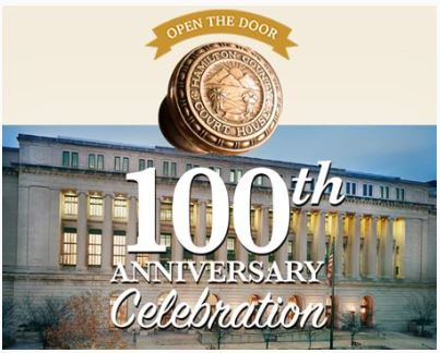 Pre-Order The Hamilton County Courthouse: 100 years!